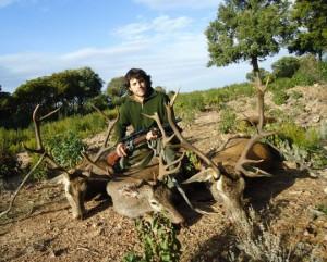 Trofeos de caza mayor